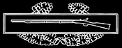 136 Combat Infantry Badge